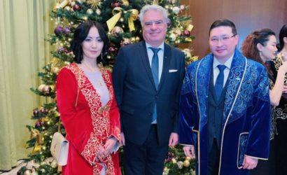 PKP LHS na obchodach 28. rocznicy niepodległości Kazachstanu