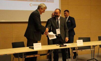 Siemens Mobility oraz CARGOUNIT podpisali umowę na dostawę do 30 lokomotyw Vectron MS