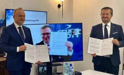 PKP Cargo, Grupa Azoty i PESA rozpoczynają współpracę na rzecz wdrożenia technologii wodorowych w transporcie szynowym