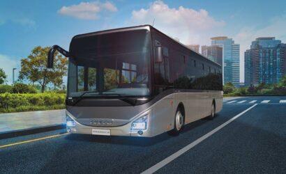 Koleje Małopolskie kupią dwa nowe autobusy Iveco