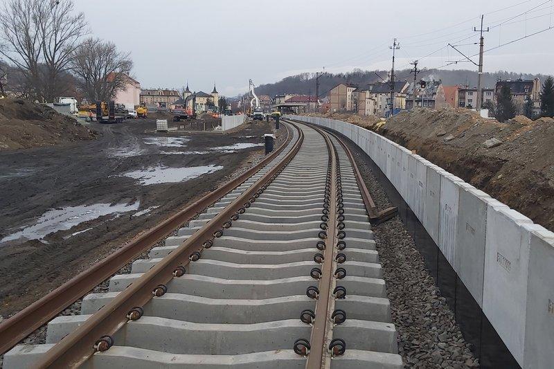60 mln zł na przebudowę stacji Kłodzko Miasto