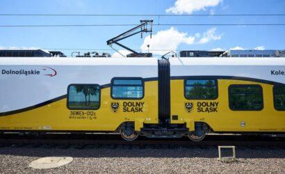 Ruszyły testy hybrydowego pociągu Kolei Dolnośląskich