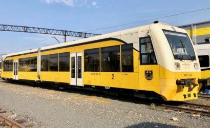 Koleje Dolnośląskie modernizują Kolzamy