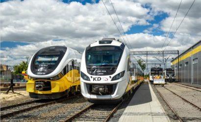 Dolnośląskie stawia na transport. Kupi ponad 40 pociągów