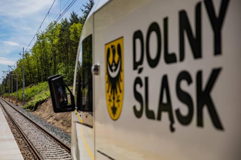 Województwo dolnośląskie przejęło kolejną linię kolejową od PKP S.A.