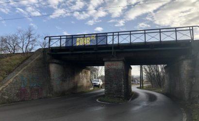 Trwa przebudowa wiaduktów na linii Trzebinia – Czechowice