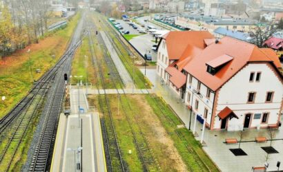 PKP PLK z umową na prace na linii kolejowej 229 między Glinczem a Kartuzami