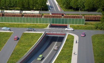 W Kobyłce powstaną trzy nowe wiadukty