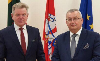 Konsultacje międzyrządowe Polski i Litwy