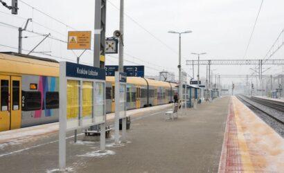 Dziś pociągami Polregio i Kolei Małpolskich pojedziemy bezpłatnie na obszarze aglomeracji krakowskiej