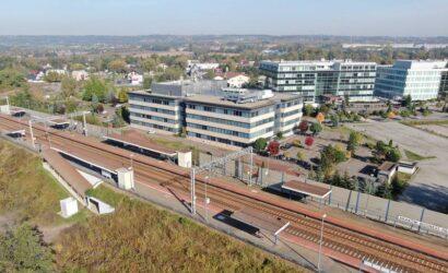 14 mln zł na przebudowę przystanku Kraków Business Park