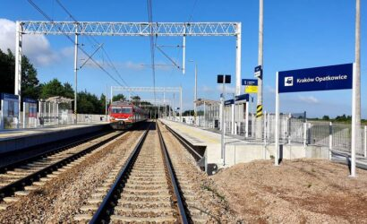 PLK udostępniły pasażerom nowe przystanki w Krakowie i Skawinie