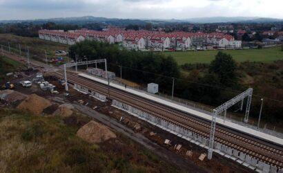 Rozpoczął się ostatni etap prac na linii Kraków Płaszów – Podbory Skawińskie