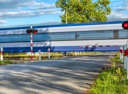 Zmniejszyła się liczba wypadków na przejazdach w 2020 r.