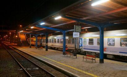 PLK z ofertami na dokumentację projektową modernizacji stacji Krzyż