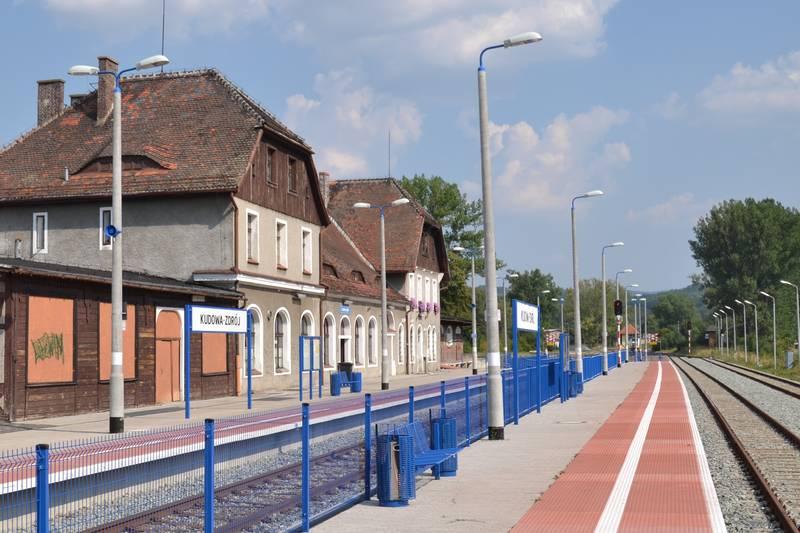 TLK Rozewie i TLK Kormoran tylko do Polanicy Zdrój