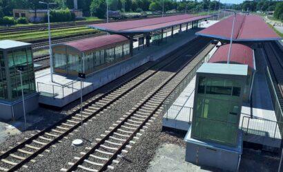 Od 10 lipca wracają kolejowe połączenia na linii z Kwidzyna do Malborka [GALERIA]