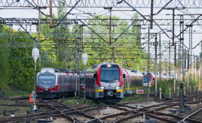 Łódzkie: trwają konsultacje rozkładu jazdy pociągów 2020/2021