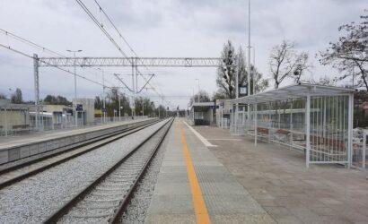 W czerwcu podróżni na stacji Łódź Żabieniec skorzystają z wind
