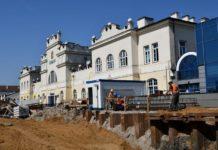 PLK podsumowały prace na stacji Lublin Główny