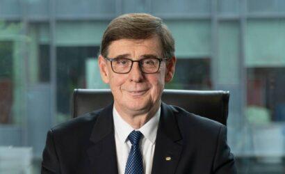 Krzysztof Mamiński został szefem Międzynarodowego Związku Kolei