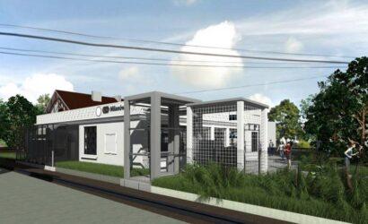Podpisano umowę na przebudowę dworca w Milanówku