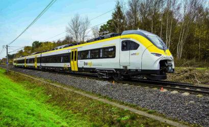 Pociąg Mireo z nagrodą za zrównoważony rozwój