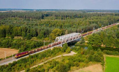 Po 10 latach pociągi znów jeżdżą na odcinku Rudziniec Gliwicki – Sławięcic