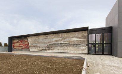 100 ton sztuki ponownie ozdobi dworzec w Oświęcimiu