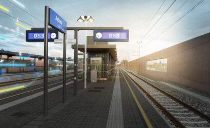 Siemens Mobility i ÖBB-Infrastruktur wprowadzają cyfrową i dostosowaną do pracy w chmurzę nastawnię