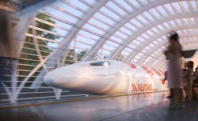 Nevomo zajmuje się wdrożeniem technologii hyperloop