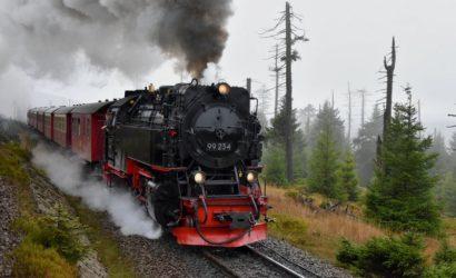 Niemcy: wąskim torem w góry Harz