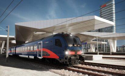 ÖBB i Siemens Mobility prezentują nowy pociąg Nightjet [WIZUALIZACJE]