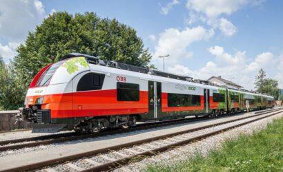 ÖBB zamawia 21 dodatkowych pociągów Desiro ML od Siemens Mobility