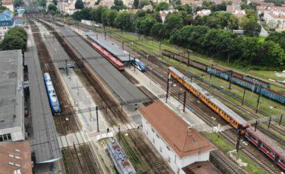 PLK ogłosiły przetarg na modernizację stacji Olsztyn Główny