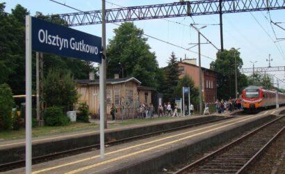 PLK wybrały wykonawcę prac na odcinku Olsztyn Gutkowo – Dobre Miasto