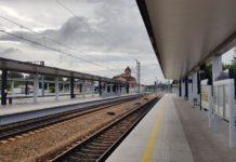 Trzy perony w Otwocku i dwutorowo do Pilawy
