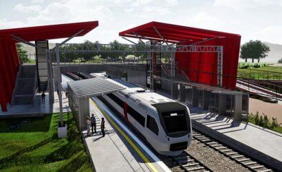 PKM: Torpol z najkorzystniejszą ofertą na elektryfikuję linii i budowę przystanku Gdańsk Firoga