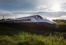 PLK przygotowują CMK do podróży z prędkością powyżej 200 km/h