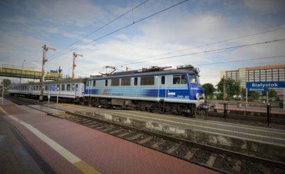 PLK konsultują budowę kolejowej obwodnicy Białegostoku