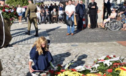 Fundacja Grupy PKP uczciła pamięć więźniów Pawiaka oraz Powstańców Warszawskich