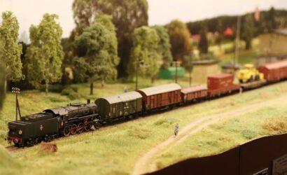 Perły modelarstwa kolejowego w Stacji Muzeum