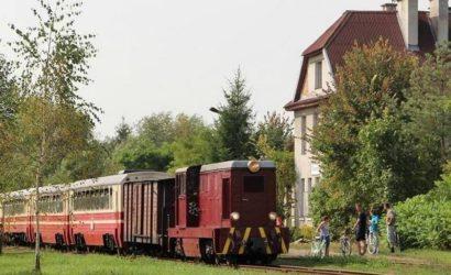 Dzień Dziecka z Piaseczyńską Koleją Wąskotorową