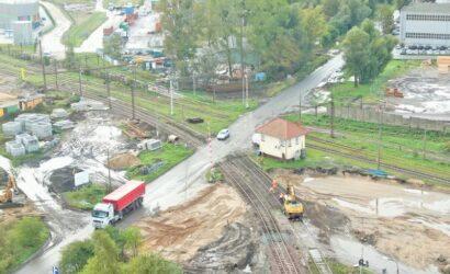 Rozpoczęła się budowa wiaduktu w ciągu ul. Ku Ujściu w Gdańsku