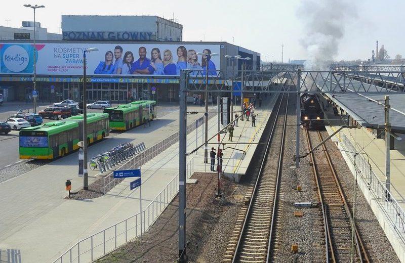 PKP S.A. i Miasto Poznań planują wspólne inwestycje przy starym dworcu Poznań Główny