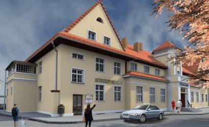 Dworzec w Prabutach – inwestycja nabiera rozpędu