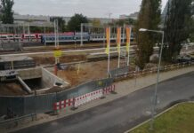 Kończą się zasadnicze prace w przebudowywanym przejściu podziemnym na stacji Poznań Gł.