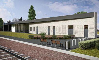 Duże zainteresowanie rozbiórką i budową nowego dworca w Pruszczu Gdańskim