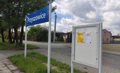 Mieszkańcy Przyszowic od 20 lat czekali na powrót połączeń kolejowych
