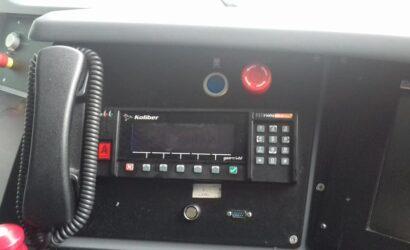Terminale GSM-R tylko z nowym zezwoleniem na wprowadzenie do obrotu